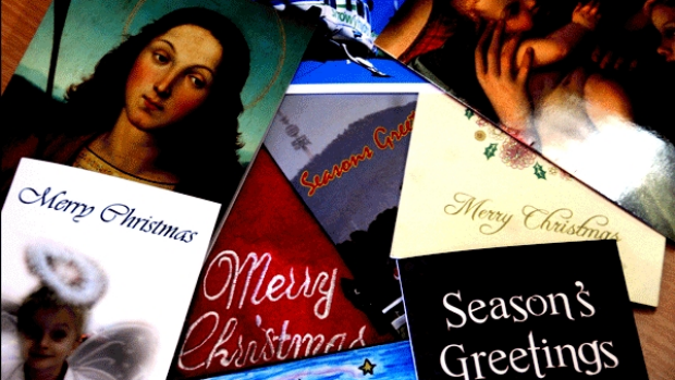 Article image for Multicultural Commission under fire over 'Happy Holidays' card