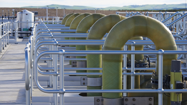 Article image for Desal plant faces penalties if it misses the deadline for the first water order