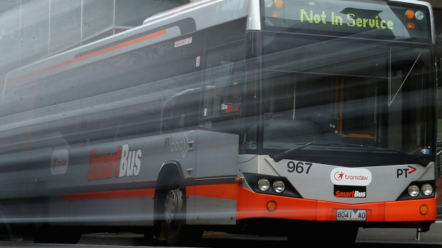 Article image for State government's latest bid to get more Melburnians on buses
