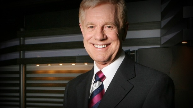 Article image for Veteran newsman Mal Walden reflects on his career with new book 'The Newsman Sixty Years of Television'