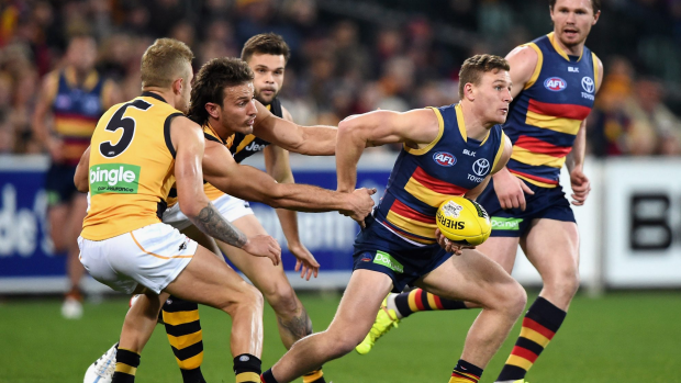 Article image for GAME DAY: Adelaide v GWS Giants at Adelaide Oval | 3AW Radio