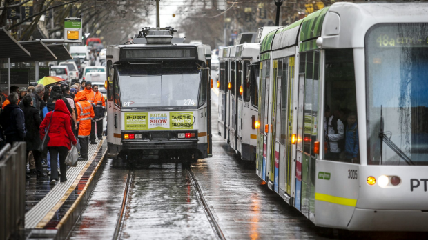Article image for Traveller information upgrade for Yarra Trams customer service staff