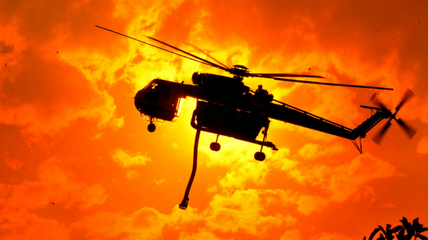 Article image for RUMOUR FILE: Australian bushfire air support company goes bankrupt