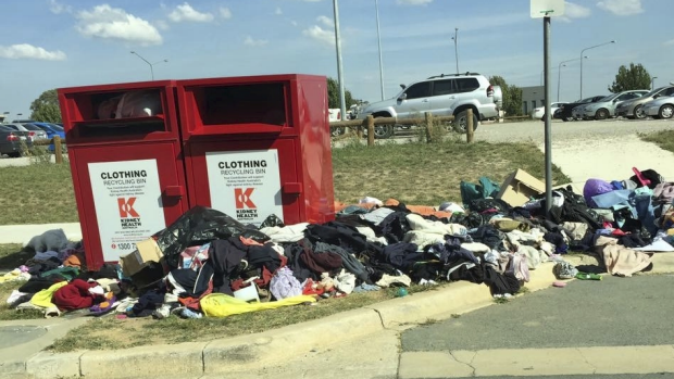 Article image for 'Charity dumping' costs charities millions of dollars each year
