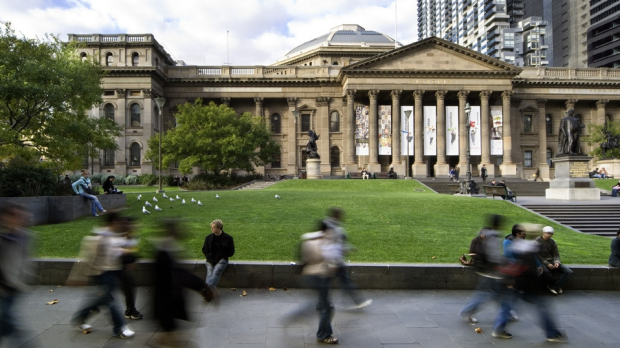 Article image for State Library of Victoria set for an upgrade