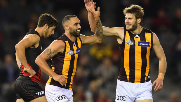 Article image for Doc Larkins has bad news for Hawthorn and St Kilda