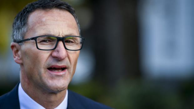 Article image for Greens leader Richard di Natale renews calls for safe pill testing