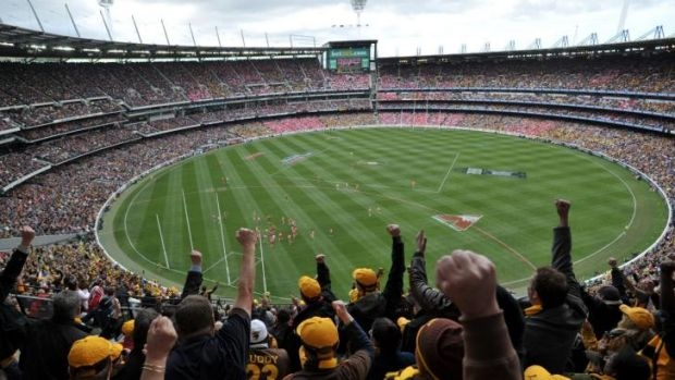 Article image for Caroline Wilson says she's almost certain a Good Friday match will go ahead