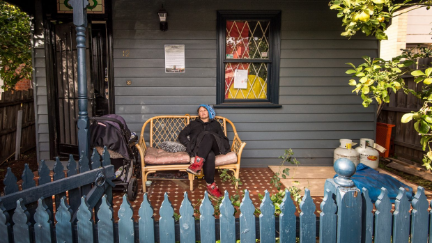 Article image for Squatters must leave the Collingwood properties today