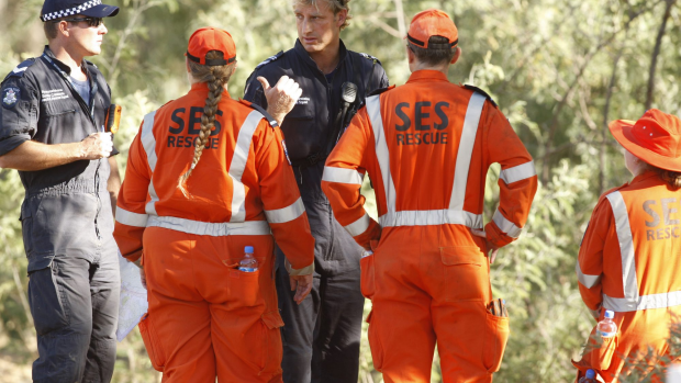 Article image for SES responds to those who abused their volunteers during Thursday's storm