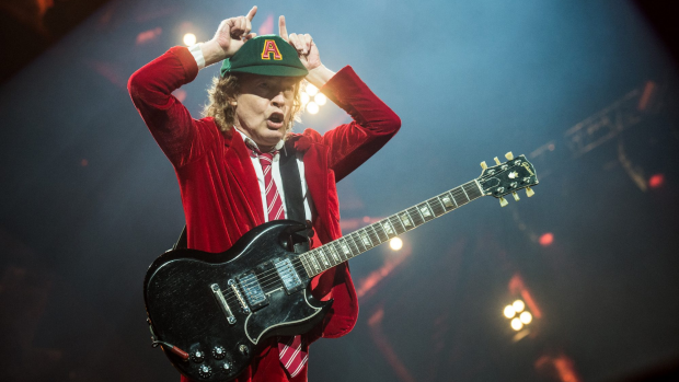 Article image for Angus Young performs with Guns N' Roses in Melbourne