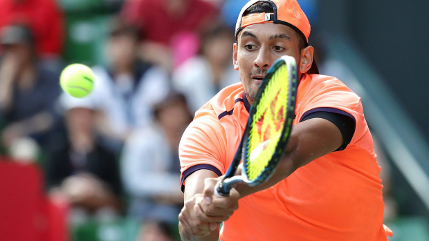 Article image for Will Kyrgios return with right attitude?