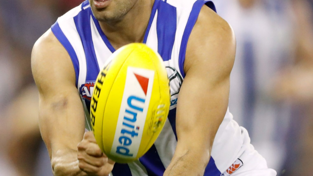 Article image for North Melbourne's Daniel Wells traded to Collingwood