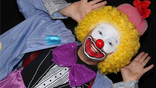 Article image for Koko the Clown tells Ross and John he's furious about scary clown craze