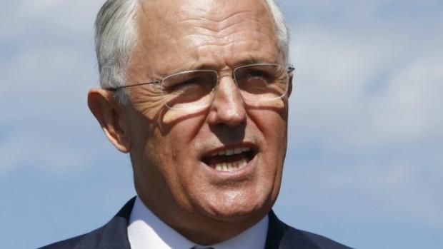 Article image for Malcolm Turnbull won't be drawn on Josh Frydenberg calling Donald Trump a 'dropkick'