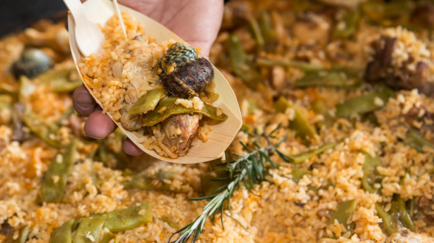 Article image for RECIPE: Leno Lattarulo shares his recipe for 'The Worlds Best Paella'