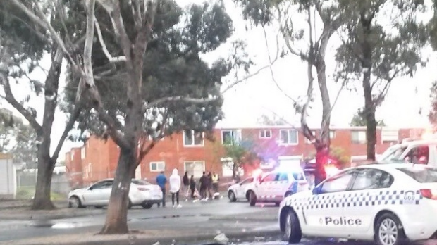 Article image for Four teens taken to hospital after violent brawl outside St Albans McDonalds