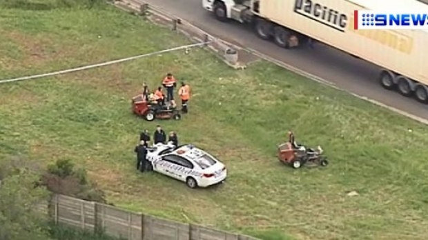 Article image for Body found in parkland at Fawkner