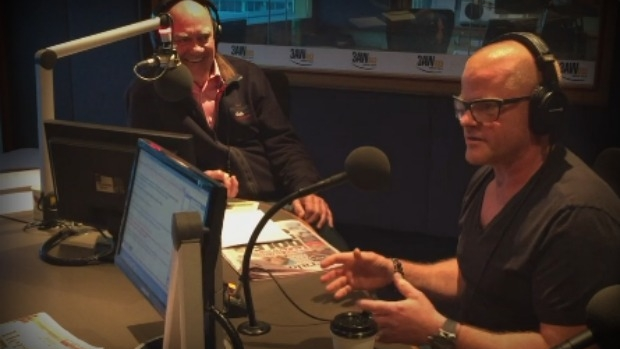 Article image for Heston Blumenthal tells Ross and John about the vegetable that 'keeps on giving'