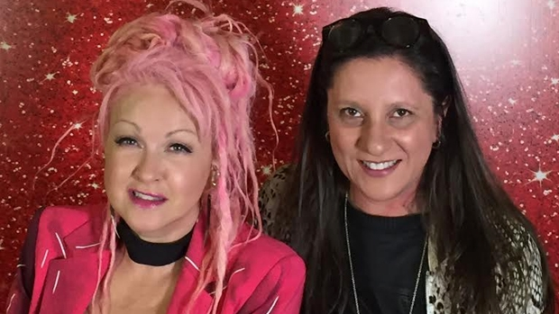 Article image for Cyndi Lauper in Melbourne ahead of the Australian premiere of Kinky Boots the Musical