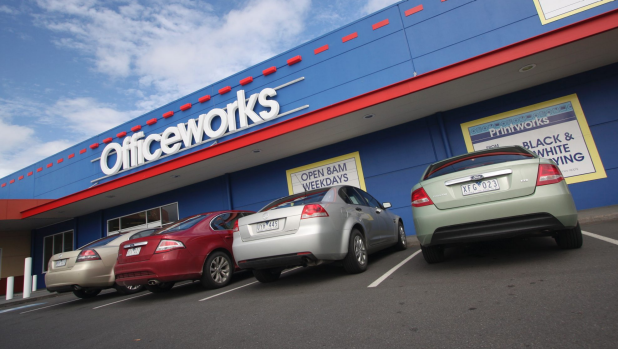 Article image for Four Officeworks stores hit by young gangs who celebrated stealing headphones and speakers