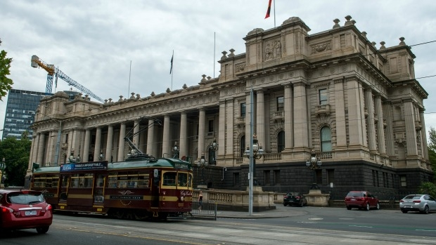 Article image for Parliament House evacuated in Melbourne