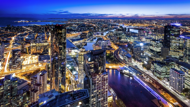 Article image for Eureka Tower's penthouse is on the market, bids starting at $18 million