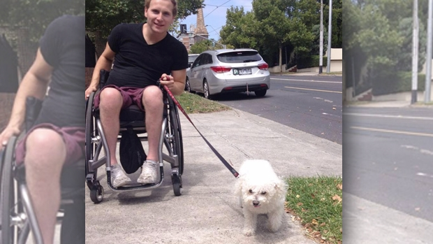 Article image for UPDATE: Wheelchair stolen in Ocean Grove found