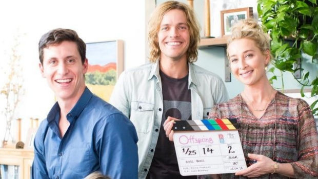 Article image for Rise of Australian dramas as networks fight back