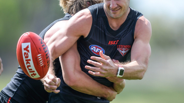 Article image for Jobe Watson to step away from Essendon captaincy