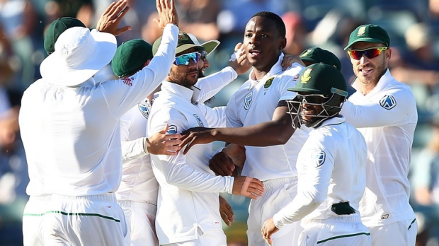 Article image for Day five blog: First Test Australia vs South Africa at the WACA