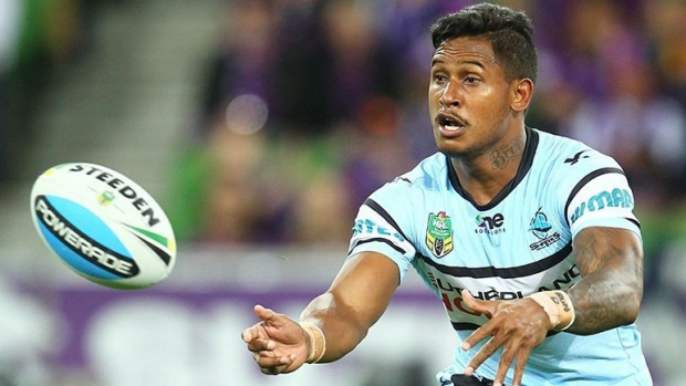 Article image for Ben Barba sacked by Cronulla Sharks