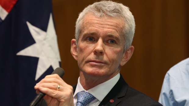 Article image for One Nation Senator Malcolm Roberts supports Donald Trump's immigration policy