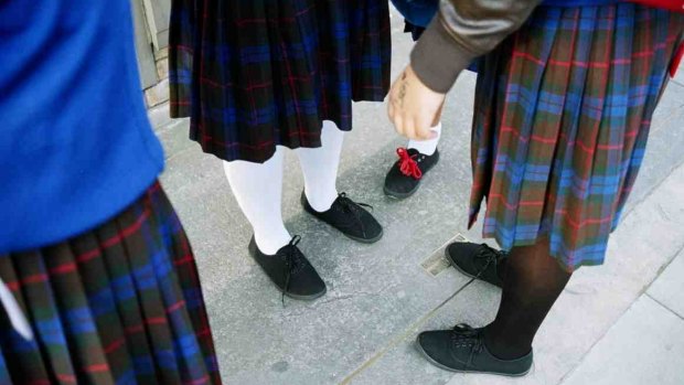 Article image for Girls given the option to wear pants at school