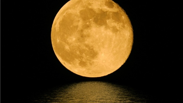 Article image for Link between full moon and crime 'a myth'