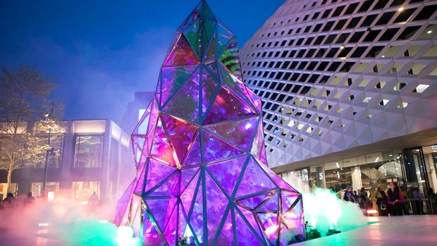 Article image for 3AW Top Choice – Eastland's Christmas Sensorium