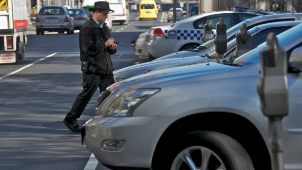 Article image for Parking hogs are being warned to obey time restrictions this Christmas