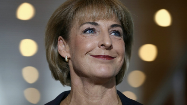 Article image for PM says Michaelia Cash is 'mortified' after she was caught failing to register financial interests properly