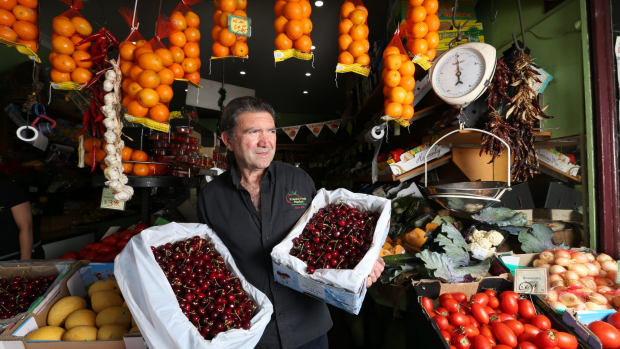 Article image for The price of Australian cherries will be at a record level this Christmas