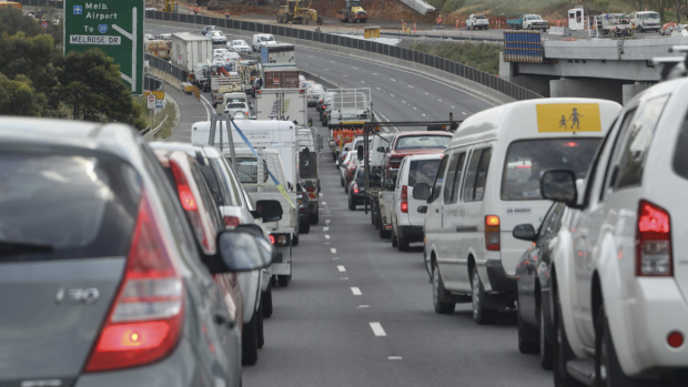 Article image for Melbourne traffic chaos expected over holiday period