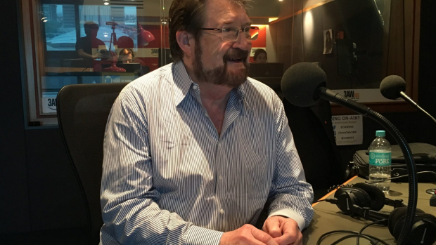 Article image for Senator Derryn Hinch in studio with Tony Jones