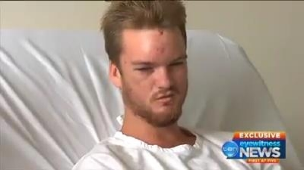 Article image for Construction workers bashed after attempting to stop a fight at St Kilda beach