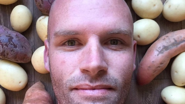 Article image for 'Spud Fit' Andrew Taylor: The man who only ate potatoes for a year