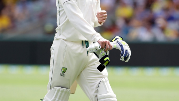 Article image for Mike Hussey urges selectors to stick by Nic Maddinson