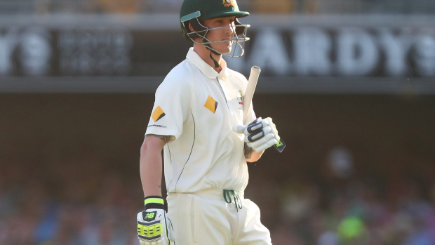 Article image for Maddinson's Test future in doubt after another poor innings