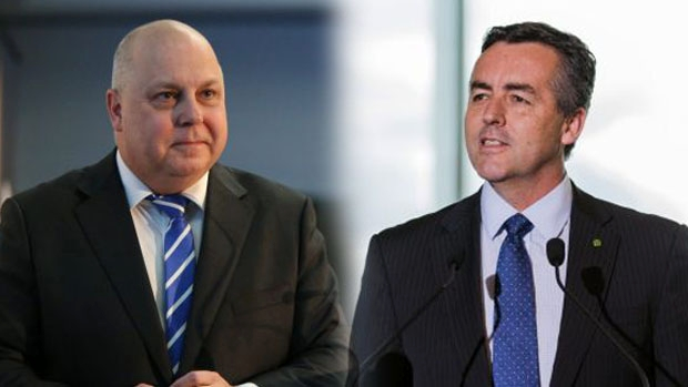 Article image for Treasurer blasts 'egregious' Federal funding for Victorian roads