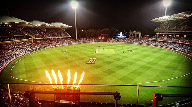 Article image for BLOG: KFC BBL06: Adelaide Strikers v Brisbane Heat at Adelaide Oval