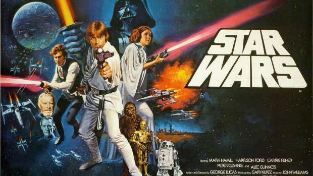 Article image for THE WEEKEND BREAK REVIEW: SEEING THE FIRST STAR WARS FOR THE FIRST TIME