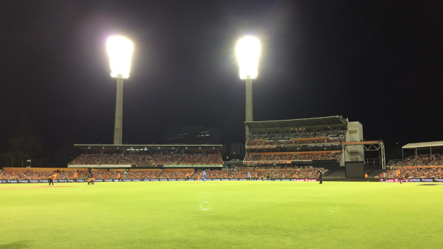 Article image for KFC BBL06: Perth Scorchers v Adelaide Strikers at the WACA