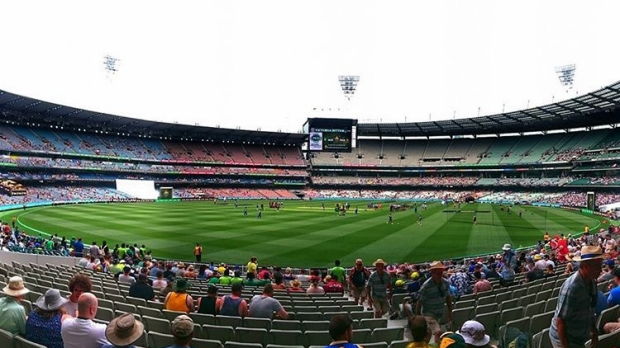 Article image for BLOG: Second Test Australia vs Pakistan at the MCG